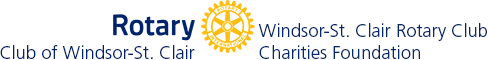 Rotary Club of Windsor-St. Clair